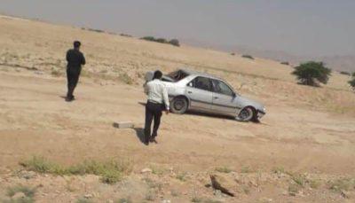 بی توجهی راننده خودرو سواری به دستور پلیس