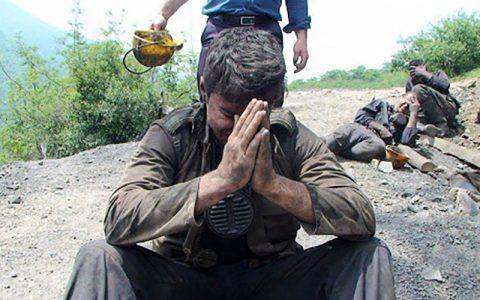 نجات ۲ کارگر معدنچی طزره