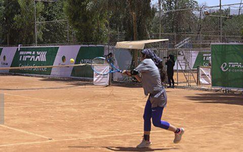 تور تنیس جهانی؛ دختر تنیسور ایران قهرمان شد