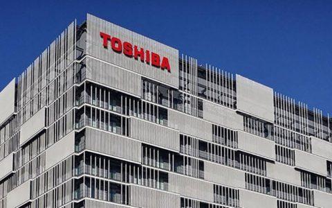 توشیبا هدف حمله سایبری قرار گرفت