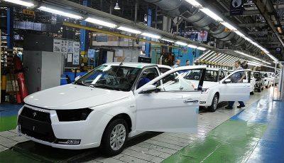 رشد 140 درصدی تولید دو خودرو ساز داخلی کشور