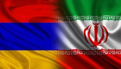 سرباز ارمنستانی از مرز ایران