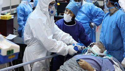 جانباختن 338 بیمار کووید۱۹