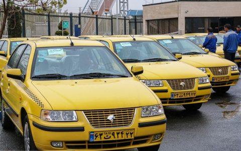 اعطای وام به رانندگان تاکسی