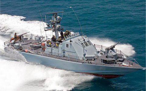 حمله قایقهای ارتش رژیم صهیونیستی به سواحل غزه
