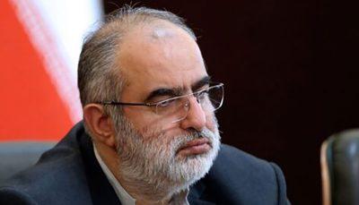 خبر توئیتری حسام الدین آشنا