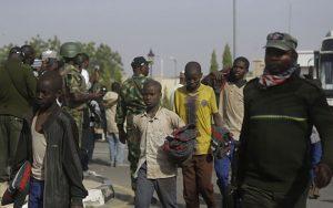 دانش آموزان مدرسهای در نیجریه ربوده شدند