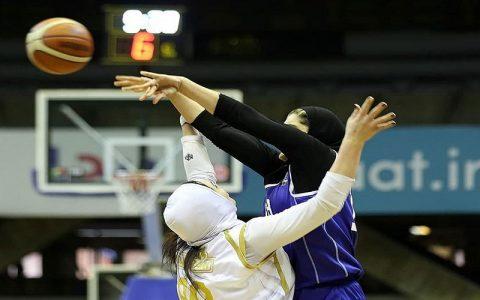 دختران ایران به جام جهانی بسکتبال