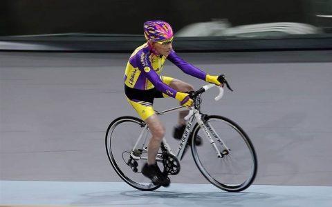درگذشت پیرترین دوچرخهسوار جهان