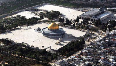 دستور بسته شدن مسجد الاقصی