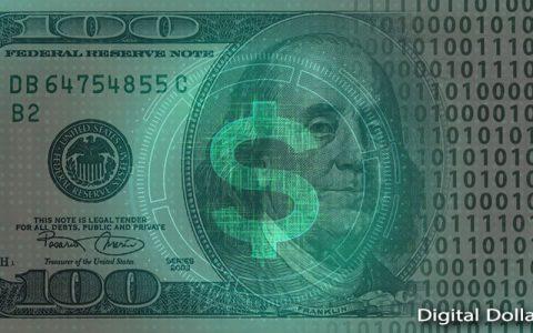 دلار دیجیتالی