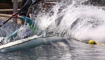دومین سهمیه قایقرانی ایرانی