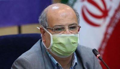دکتر زالی: وضعیت کرونایی تهران ناپایدار است / فیلم