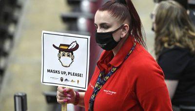 دیگر زدن ماسک برای مربی های NBA الزامی نیست