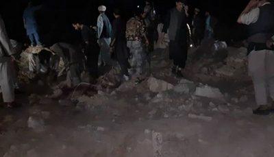 رمضان خونین در افغانستان