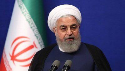 روحانی: رسماً اعلام میکنم تحریم شکسته شده است