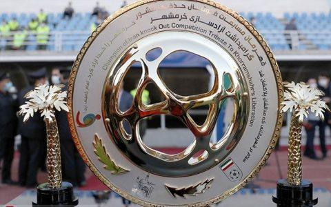 زمان برگزاری فینال جام حذفی