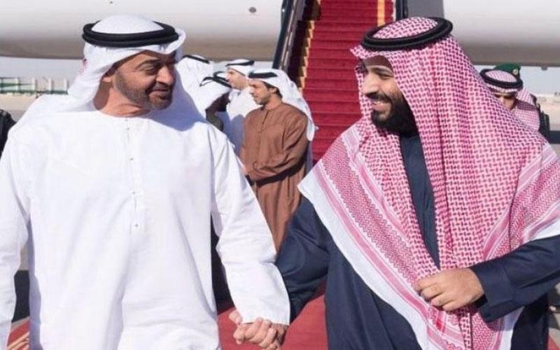 سفر غیرمنتظره ولیعهد ابوظبی به ریاض با موضوع ایران