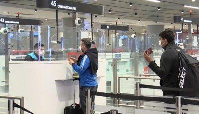 شرط ورود با تست کرونا به ترکیه