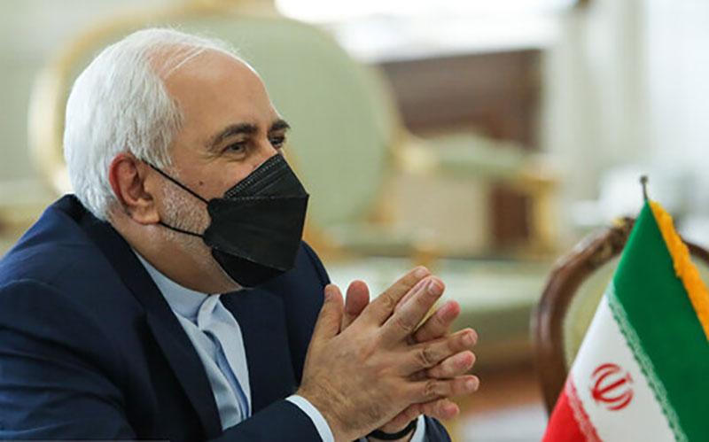 ظریف: ایران