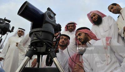 عربستانی ها پنجشنبه را عید فطر اعلام کردند