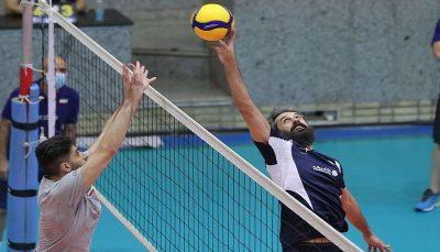 فهرست ملی پوشان والیبال ایران برای دیدار مقابل هلند