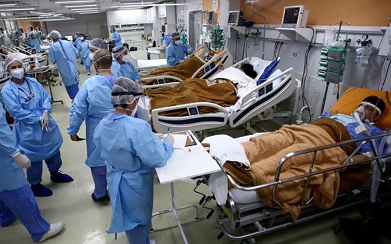 فوت ۲۰۲ بیمار کووید۱۹