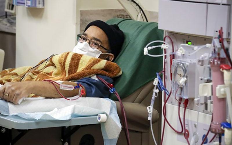 فوت ۲۸۳ بیمار کرونا و شناسایی ۱۳۵۷۶ بیمار جدید
