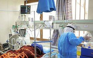 فوت ۳۸۶ بیمار کووید۱۹
