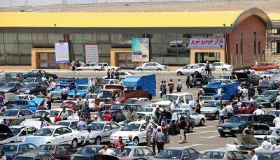قیمت روز خودرو در هشتم خرداد