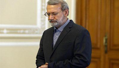 بیانیه علی لاریجانی پس از رد صلاحیت