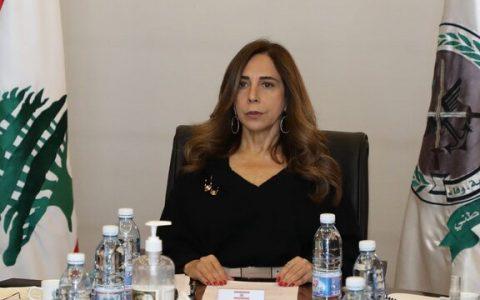 سرپرست وزارت خارجه لبنان معرفی شد