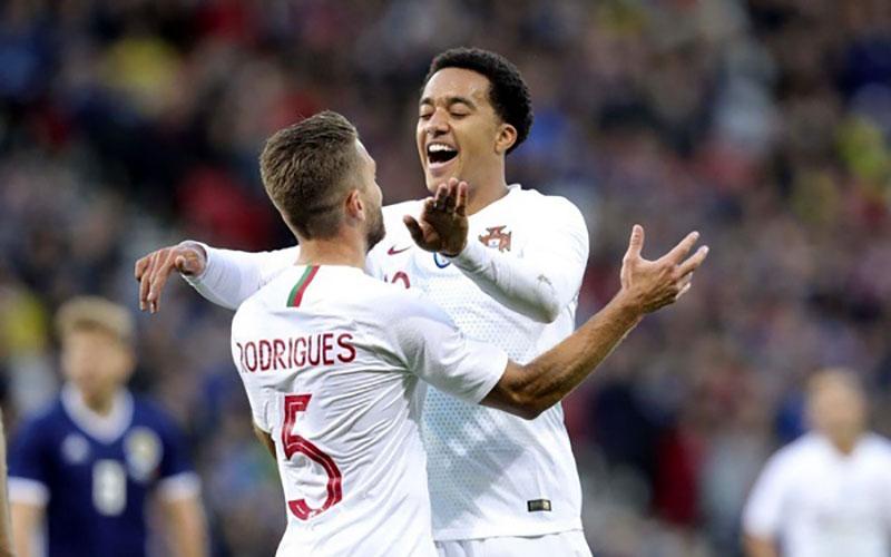 لیست تیم ملی پرتغال