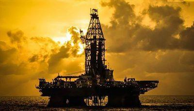 ماجرای گم شدن دکل نفتی