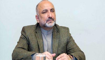 اتمر: بدون آتشبس، رفع تحریمهای شورای امنیت سازمان ملل متحد بر طالبان مطرح نمی شود