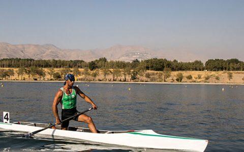محمد نبیرضایی سهمیه المپیک نگرفت