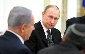 محکومیت شدید اقدامات اسرائیل از سوی روسیه