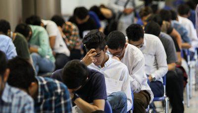 پروتکل های بهداشتی در امتحانات نهایی مدارس رعایت نمی شود!/ آیا مدارس مبدأ موج پنجم شیوع کرونا در کشور خواهند بود؟