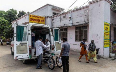 بیماری عفونی نادر در هند