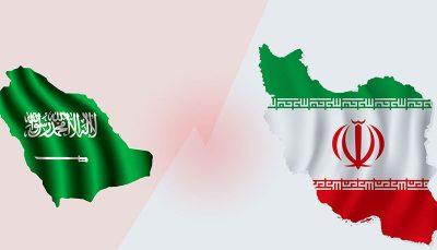 مذاکره عربستان با ایران