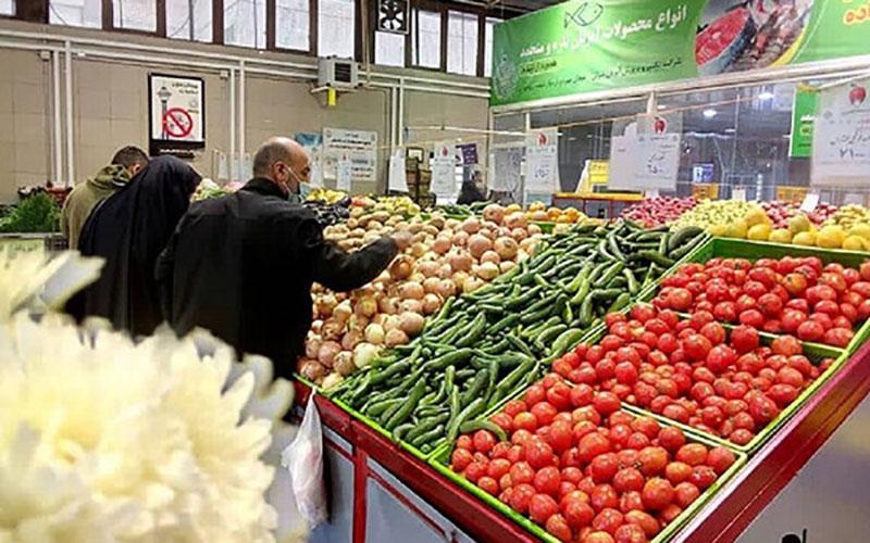 میادین میوه و تره بار تهران