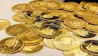 نرخ طلا و سکه نزولی شد