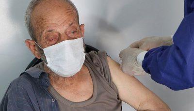 نوبتدهی واکسیناسیون سالمندان