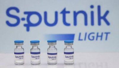 واکسن تک دُزی اسپوتنیک لایت
