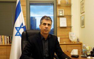وزیر اسرائیل