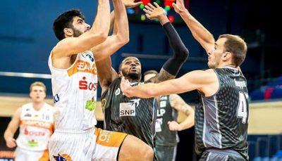 پایان کار ملیپوش بسکتبال ایران در لیگ پرو A آلمان