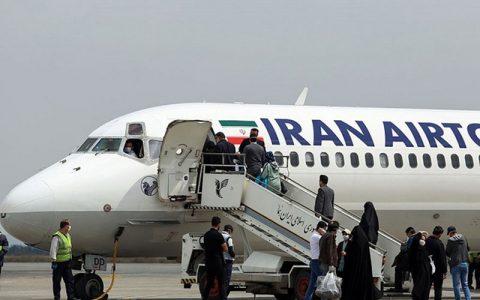 پرواز تهران - لندن ایرانایر به دلیل نقص فنی به فرودگاه بازگشت