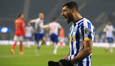 مهدی طارمی بعد از پایان لیگ پرتغال