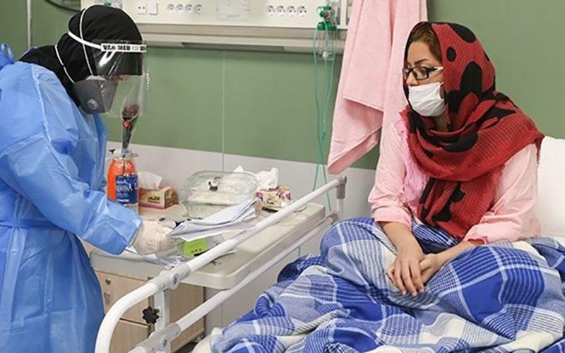 کرونا جان 163 بیمار دیگر را گرفت