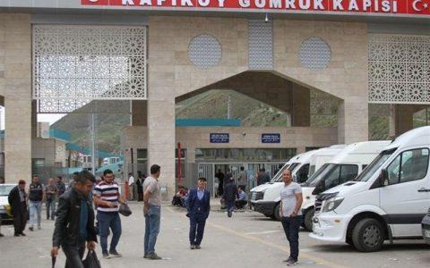 گذرگاه مرزی ترکیه با ایران